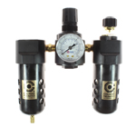 Filter + Regulator + Lubricator Units