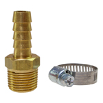 Rubber Hose Replacement Fittings