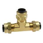 Poly Tube Compression Fittings