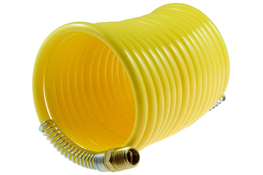 Fittings nylon coiled air
